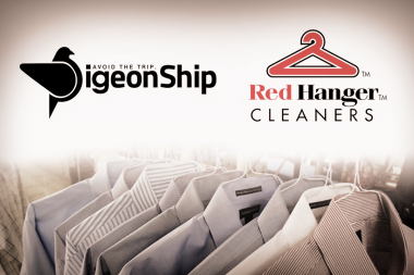 Red Hanger Cleaners Offers FREE Dry Cleaning Delivery