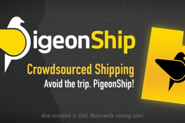HOW TO: Use PigeonShip's Crowdshipping App [tutorial]