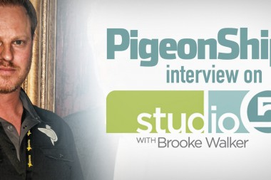 KSL Studio 5 Interview PigeonShip Founder