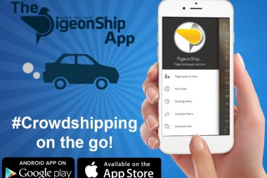 PigeonShip iOS App Now Available In Apple Store