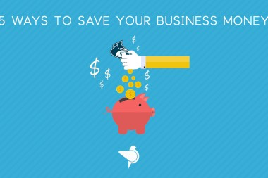 5 Ways To Save Your Business Money