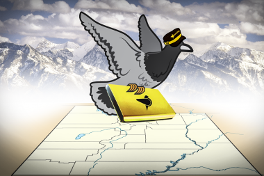 Crowdshipping Pigeon Delivers For Utah Business